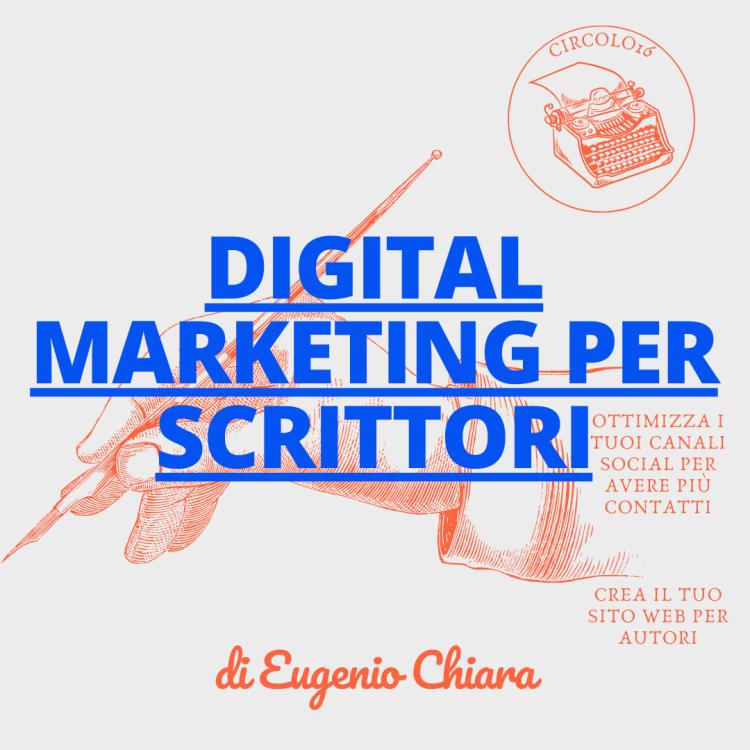 digital marketing per scrittori